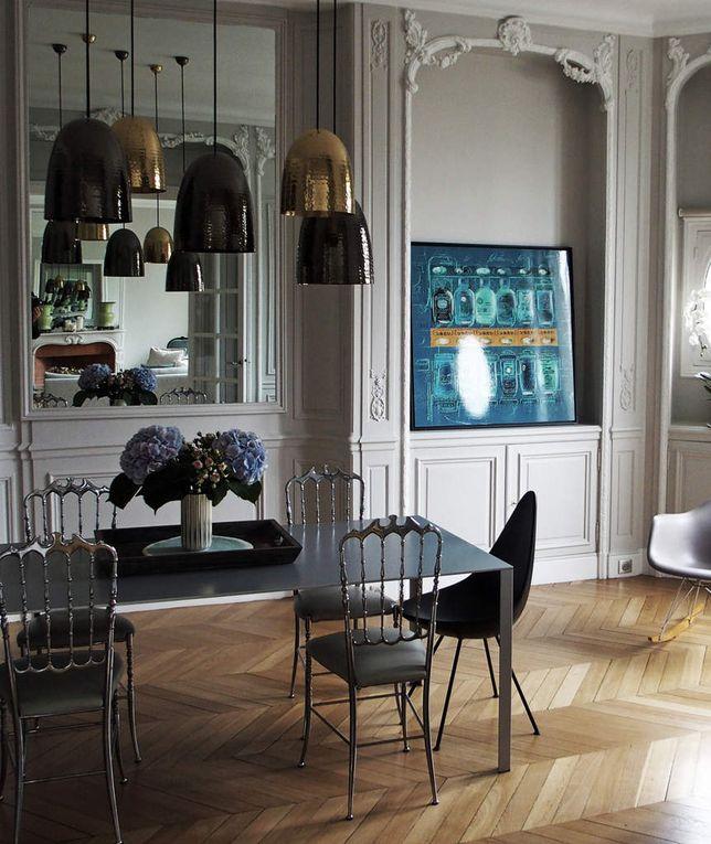 Visite lors de la réception des travaux dans un appartement rue Henri de Bornier 75016 Paris