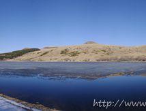Lac du Guéry avec 2 vues panoramiques ...
