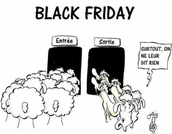 Black Friday or not Black Friday?