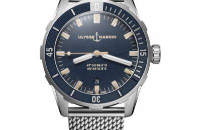 8163-175-7MIL/93 Replica Ulysse Nardin Diver 42mm Watch