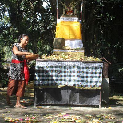 Pura Tirta Empul et le monkey forest sanctuary