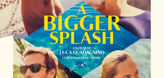 "CRITIQUE : ""A BIGGER SPLASH"""