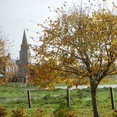 Dans le Val de saire : les églises - Le Val de Saire vu par Ph L