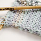 How to make a chained edge when working with two or more yarn colors - The Blog - US/UK