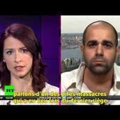 Abby Martin - Un ancien soldat de tsahal dénonce les crimes d'israel ! HD