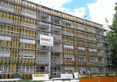 Rénovation logements immeuble l'Epte à Mont-Saint-Aignan (SMAC)