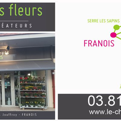 Le chant des fleurs, fleuriste créateur à Franois