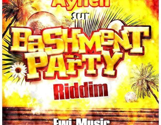 [DANCEHALL] AYNELL - NAH FOLLOW BACK (BASHEMENT PARTY RIDDIM) - 2013