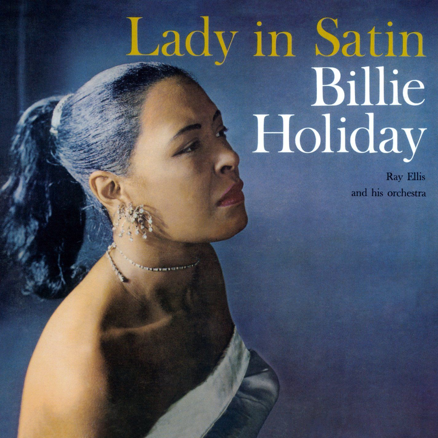 """Billie Holiday """"Lady in Satin"""" (1958)"""