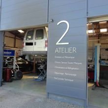LA ROCHE DERRIEN : Au Garage du Pays Rochois vous pouvez prendre rendez vous en ligne