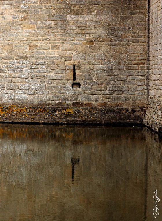La campagne aux portes de la vieille cité de Guérande, la nature et le plaisir de marcher