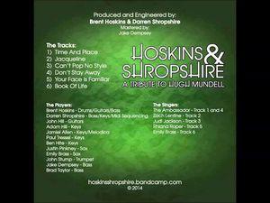 hoskins & shropshire, brent hoskins et darren shropshire deux américains fondus de reggae