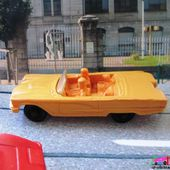 FORD THUNDERBIRD TOMTE LAERDAL 1/43 - car-collector.net