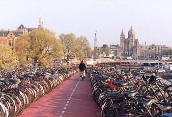 "la "" Reine "" d'Amsterdam........"