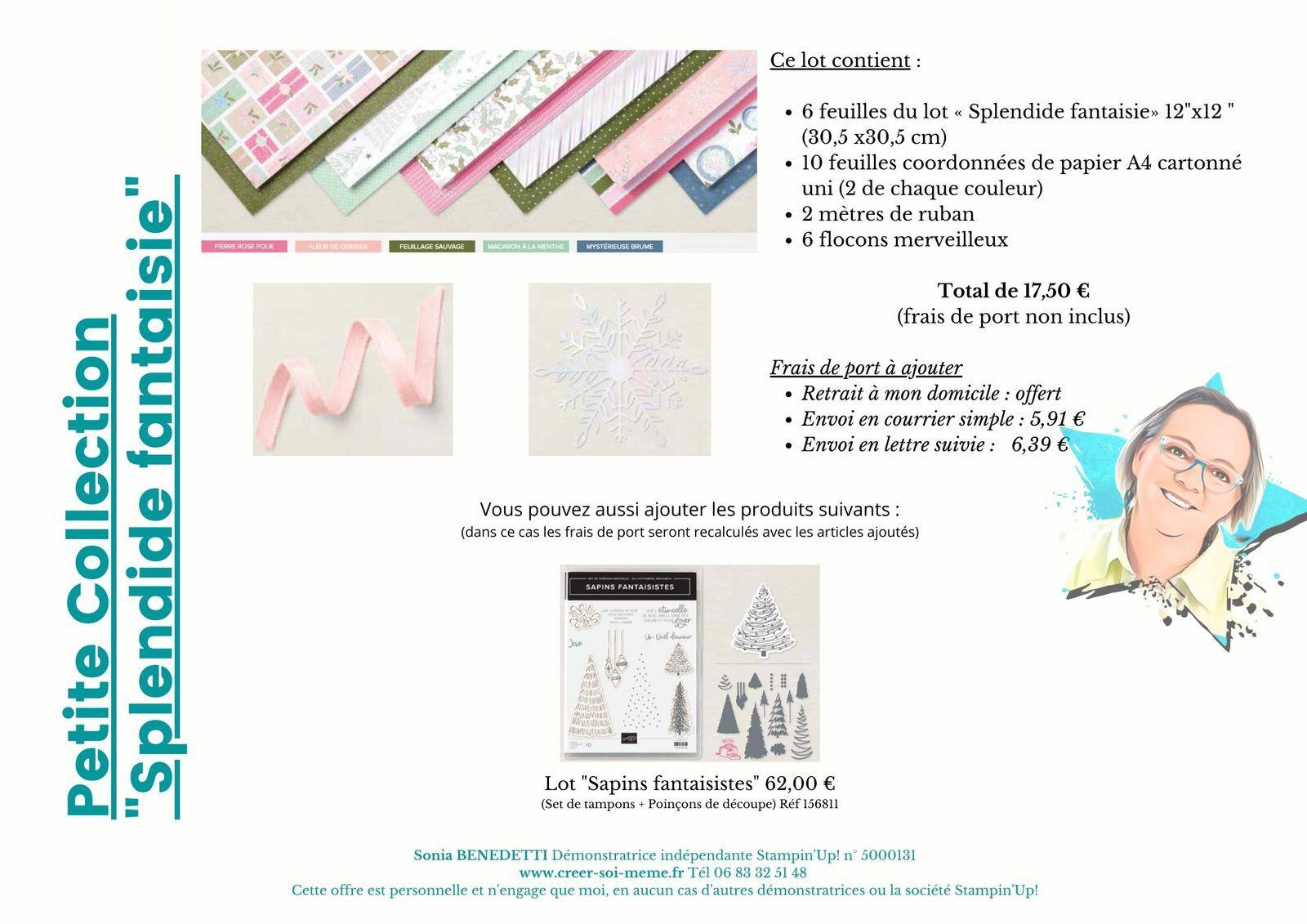 Les petites collections de Sonia Automne/Hiver 2021