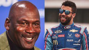 Michael Jordan se lance dans la Nascar et recrute Bubba Wallace comme pilote
