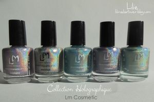 Lm Cosmetic - Collection Holographique - Bluemotion