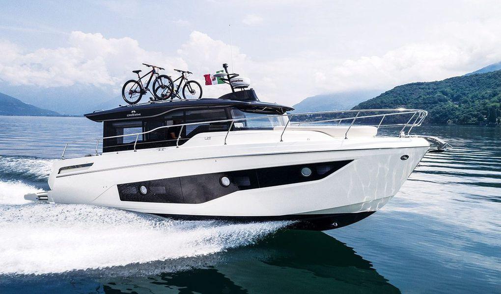 Cranchi T 36 Crossover (Cranchi Yachts)