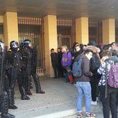 [VIDEO] Plusieurs lycées bloqués à Montpellier, Nîmes et Alès