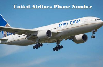 Contact at United Airlines Phone Number for Better Traveling Solutions