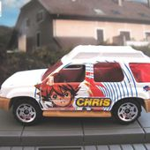 NISSAN XTERRA MATCHBOX 1/59 TAMPO CHRIS - car-collector.net