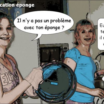 Application Eponge