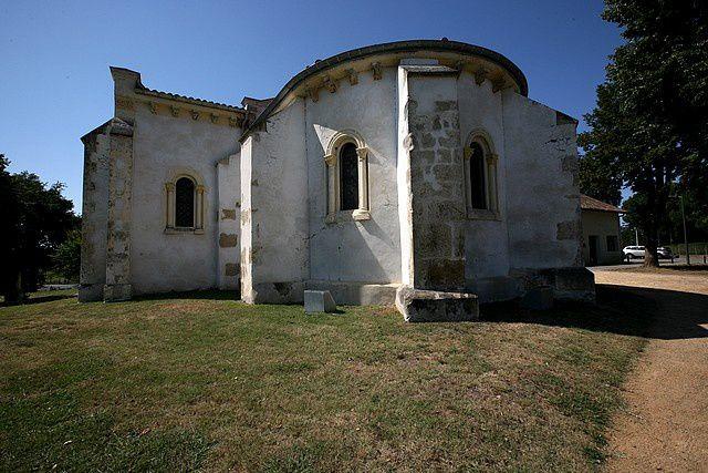 Diaporama église fortifiée de Tosse
