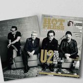 U2 -Magazine Hot Press Annual 2018 -23 Novembre 2017 - U2 BLOG