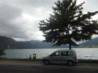 Road trip des lacs suisses, allemands et autrichiens en juin 2020