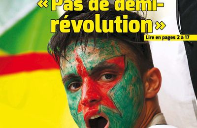 Algérie : un 10ème vendredi d'insurrection citoyenne