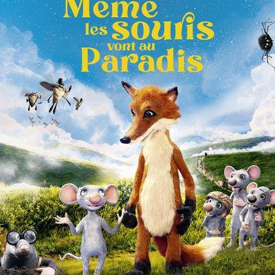 Même les souris vont au paradis : meilleurs amis pour la mort