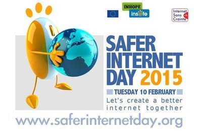 Journée Internet sans crainte - Safer Internet Day