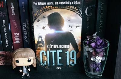 Cité 19, tome 1 : ville noire