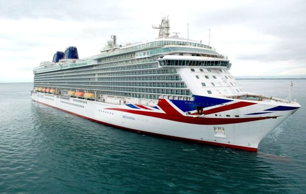 A Cruise Liner Emits as Many Fine Particles  as a Million Cars