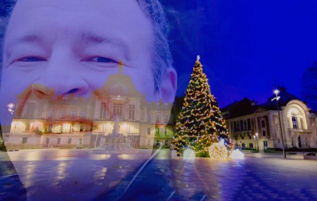 Evreux : Joyeux Noël à tous !