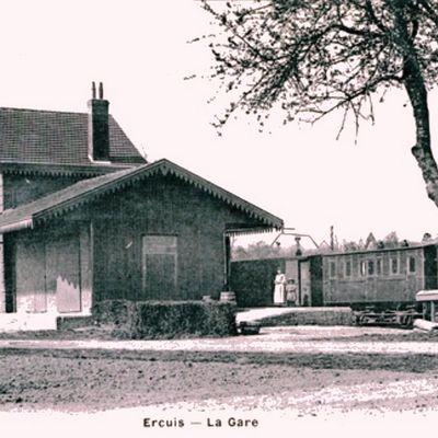 Ancienne Gare d'Ercuis (Oise)-7