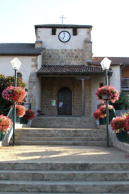 Diaporama église fortifiée de Bégaar