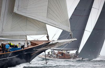 Stunning Superyachts to Race in Candy Store Cup Newport