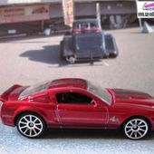 10 FORD SHELBY GT 500 SUPER SNAKE HOT WHEELS 1/64 - car-collector.net