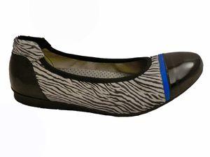 Chaussures HIRICA. Ballerine GABY.