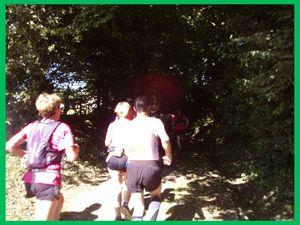 Trail d'Ecouves 2015 à Radon.