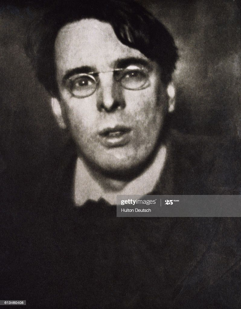 William Butler Yeats, poète