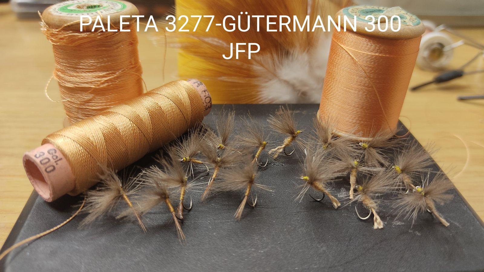 PALETA 3277-GÜTERMANN 300/JFP