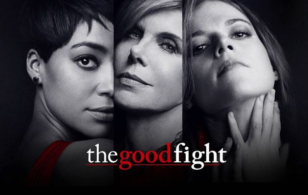 The Good Fight : le cas Maia Rindell