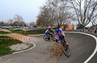 Cyclo-cross de Corbas le 15-12-2018