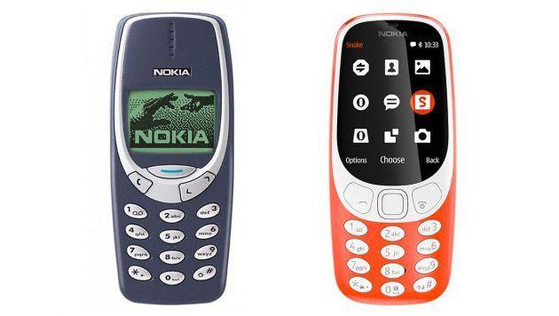 Le retour du NOKIA 3310 est prévu pour la semaine prochaine