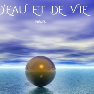 """""""Anger'Livres"""": """"D'eau et de vie"""" ( Poésies) de Claude Colson"""