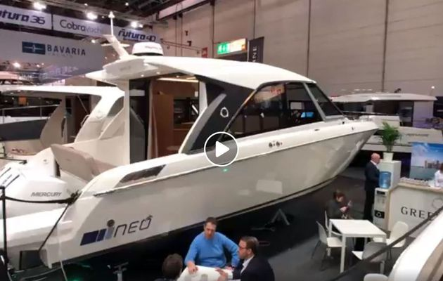 Vidéos Boot 2019 – Greenline dévoile sa gamme hors-bord NEO