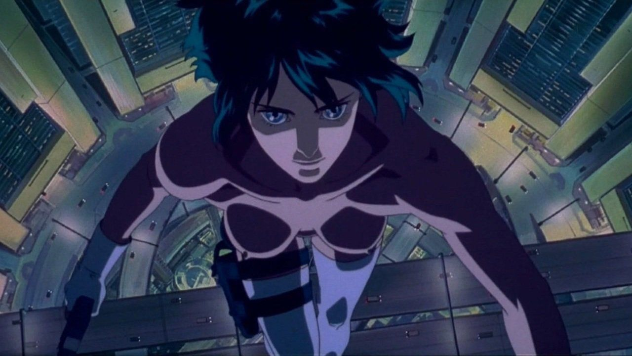 """Conscience & liberté dans """"Ghost in the Shell"""" (Mamoru Oshii, 1995)"""