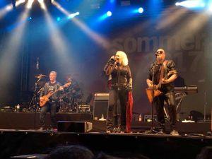 Kim Wilde Live en Allemagne